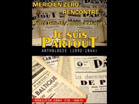 Meridien Zéro - Je suis Partout - Anthologie