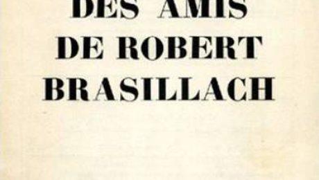 03 - Cahiers des Amis de Robert Brasillach - Février 1952