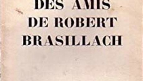 05 - Cahiers des Amis de Robert Brasillach - Mai 1955