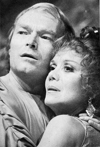 """Jacqueline Gauthier) dans """"La Reine de Césarée"""", 1973"""